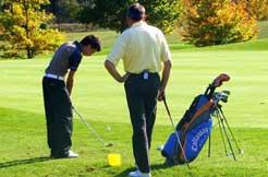 Golf academy in France